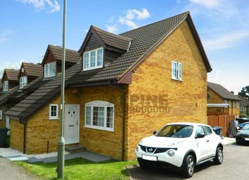 Thumbnail 3 bed end terrace house for sale in Ruthin Close, Colindale, London