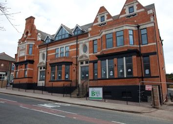Thumbnail 2 bed flat to rent in Burns Street, Leicester