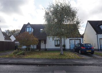 Thumbnail 4 bed detached house for sale in Llys Cynon, Aberdare