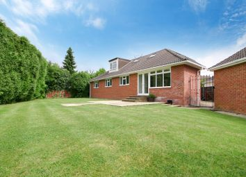 Thumbnail 5 bed detached bungalow for sale in Chase Grove, Waltham Chase, Southampton
