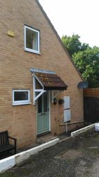 Thumbnail 1 bed end terrace house to rent in Wildwoods Crescent, Newton Abbot