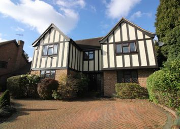 Thumbnail 5 bed detached house for sale in Cloverleys, Loughton