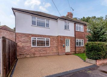 Thumbnail 5 bed semi-detached house for sale in Lambarde Road, Sevenoaks, Kent