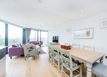 Thumbnail 3 bed flat to rent in 4 Riverlight Quay, Nine Elms, London