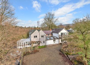 Thumbnail 4 bed detached house for sale in Prolley Moor, Wentnor, Bishops Castle