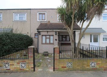 Thumbnail 3 bed terraced house for sale in Gambleside, Basildon, Essex