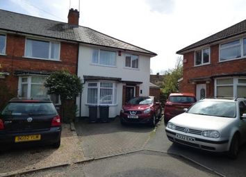 Thumbnail 3 bed end terrace house for sale in Dane Grove, Birmingham, West Midlands