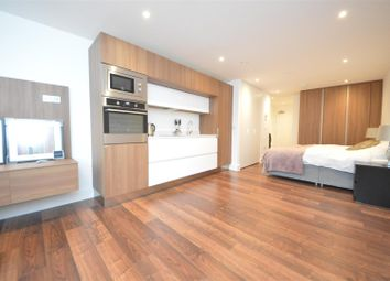 Thumbnail Studio to rent in Centre Heights, 137 Finchley Road, Swiss Cottage, London