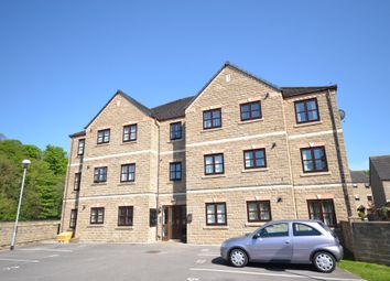 Thumbnail 2 bed flat for sale in Mereside, Waterloo, Huddersfield