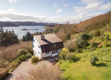 Thumbnail 4 bed detached house for sale in Torr Na Fhaire, Ardfern, Lochgilphead, Argyll And Bute