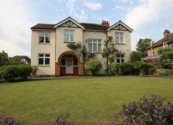 Thumbnail 4 bed detached house for sale in Clay Hill, Enfield
