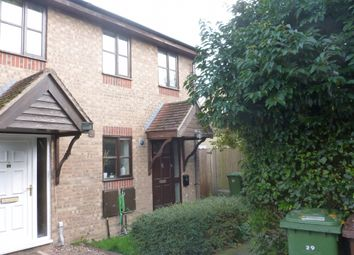 Thumbnail 2 bed terraced house to rent in Tern Gardens, Chatteris