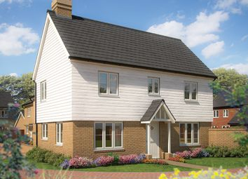 "Thumbnail 3 bed property for sale in ""The Spruce"" at Silfield Road, Wymondham"