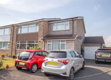 Thumbnail 4 bed semi-detached house for sale in Stream Close, Bristol