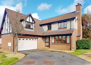 Thumbnail 4 bedroom detached house for sale in Albyn Drive, Murieston, Livingston