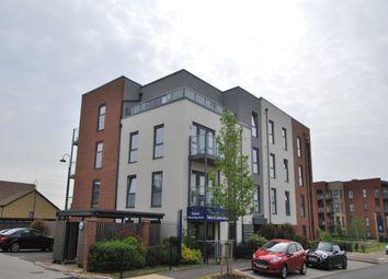 Thumbnail 1 bed flat to rent in Atlas Way, Milton Keynes