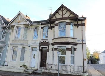 Thumbnail 1 bed flat to rent in Cleveland Road, Plymouth