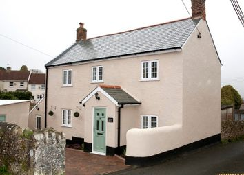 Thumbnail 3 bed detached house for sale in The Butts, Colyton, Devon
