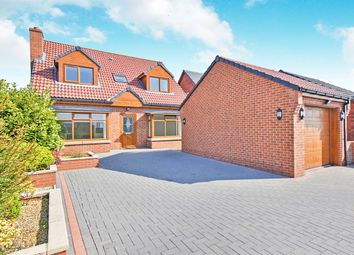Thumbnail 4 bed detached house for sale in Jobson Meadows, Stanley, Crook, County Durham
