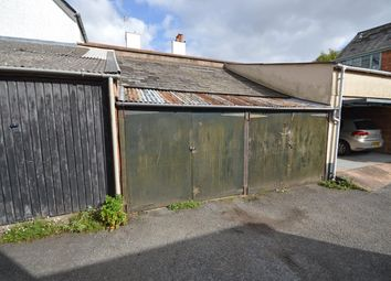 Thumbnail Parking/garage for sale in Monmouth Street, Topsham, Exeter