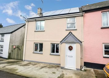Thumbnail 3 bed semi-detached house for sale in West Street, Kilkhampton, Bude