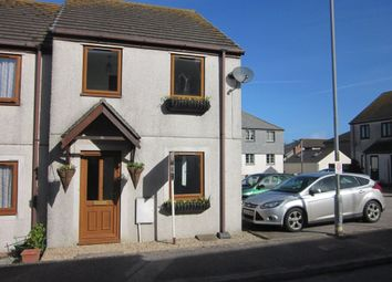 Thumbnail 3 bed end terrace house for sale in Pools Court, Hayle