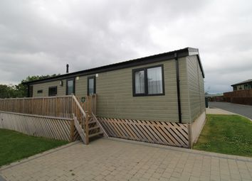 Thumbnail 2 bed lodge for sale in Hillcroft Caravan Park, Pooley Bridge, Penrith