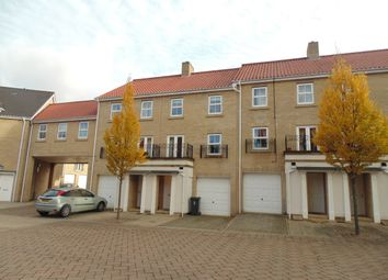 Thumbnail 3 bed town house to rent in Kenneth Mckee Plain, Norwich