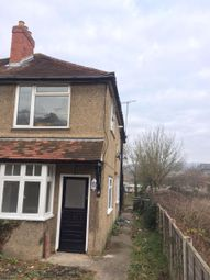 Thumbnail 3 bed semi-detached house to rent in Boundary Road, High Wycombe