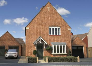 "Thumbnail 4 bed detached house for sale in ""Irving"" at Halse Road, Brackley"