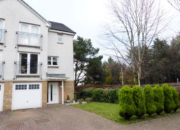 Thumbnail 4 bed town house for sale in Gullion Park, East Mains, East Kilbride