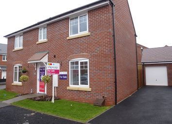 Thumbnail 3 bed end terrace house for sale in Stourport Road, Kidderminster