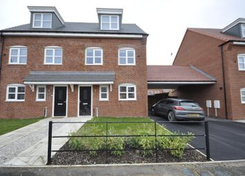 3 bed semi-detached house for sale in Lawson Road, Bolsover, Chesterfield S44