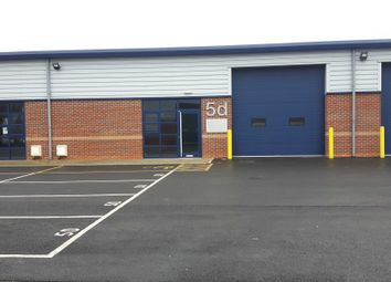 Thumbnail Industrial for sale in Brydges Court, Castledown Business Park, Andover