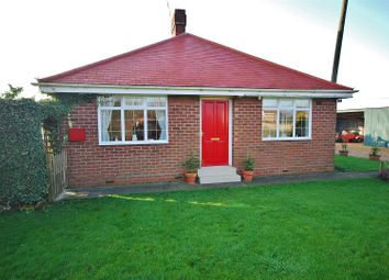 Thumbnail 3 bed detached bungalow for sale in Spalding Road, Weston Hills, Spalding
