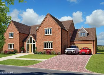 Thumbnail 6 bed detached house for sale in The Old Woodyard, Wysall, Nottingham