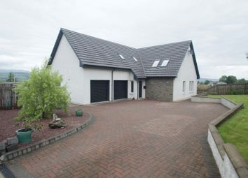 Thumbnail 4 bed detached house for sale in The Cairns, Culbokie, Highland