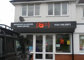 Thumbnail Restaurant/cafe for sale in 1A Cornyx Lane, Solihull