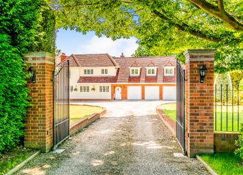 Thumbnail 6 bed detached house for sale in Maypole Road, Wickham Bishops, Witham