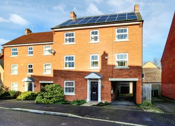 Thumbnail 4 bed detached house to rent in Bestwood Village, Nottingham
