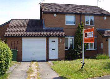 2 bed semi-detached house for sale in Ilford Avenue, Cramlington NE23