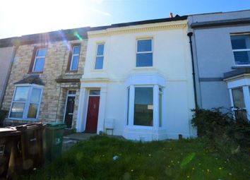 Thumbnail 4 bedroom terraced house to rent in Cheltenham Place, Plymouth, Devon