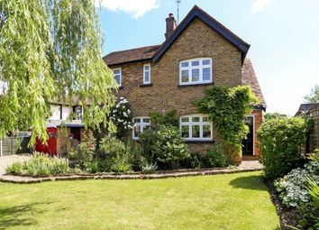 Thumbnail 5 bed detached house for sale in The Street, Tongham, Farnham