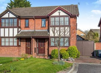 Thumbnail 3 bed semi-detached house for sale in The Pastures, Crossens, Southport, Merseyside