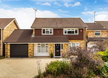 Thumbnail 4 bed detached house for sale in Heron Way, Horsham