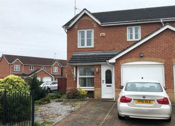 Thumbnail 4 bed semi-detached house to rent in Bushey Park, Kingswood, Hull, East Riding Of Yorkshire
