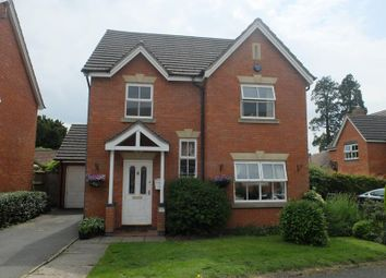 Thumbnail 4 bed detached house for sale in 31 Brookmill Close, Colwall, Malvern, Herefordshire