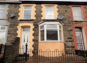 Thumbnail 3 bed terraced house for sale in Elizabeth Street, Pentre, Rhondda, Cynon, Taff.