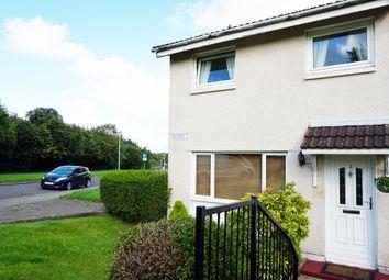 Thumbnail 3 bed end terrace house for sale in Edmund Kean, Calderwood, East Kilbride
