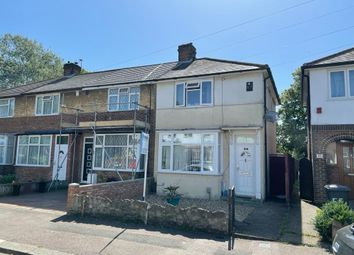 Thumbnail 3 bed end terrace house for sale in Oak Road, Bedford